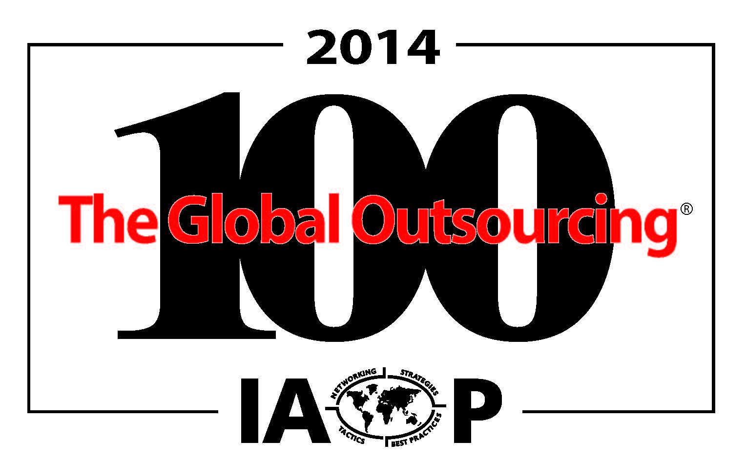 Iaop 2014 Global Outsourcing 100 Ranking